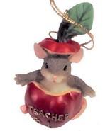Charming Tails #1 Teacher Ornament 86/104 - $6.99
