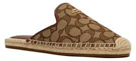 COACH G4841 Caley Espadrille Shoes Size 11 MSRP: $178.00 - $123.75