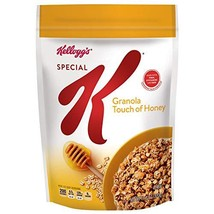 Kellogg's Special K, Granola, Touch of Honey, Breakfast Cereal, Low Fat,... - $5.90