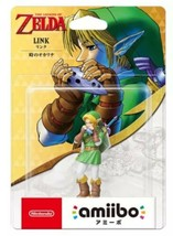 Nintendo amiibo Link (The Legend of Zelda: Ocarina of Time) switch - $38.26
