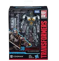 Hasbro Transformers Studio Series # 39 Deluxe Class Cogman Action Figure - $42.00