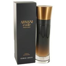 Armani Code Profumo by Giorgio Armani Eau De Parfum  3.7 oz, Men - $83.44
