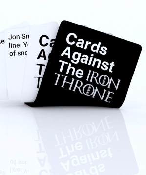 Cards Against The Iron Throne- Game of Thrones Edition Cards Against Humanity for sale  USA