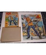 G.I. Joe GI Joe Jigsaw Puzzle Whitman 1965 Battleship Scene Complete - $20.00