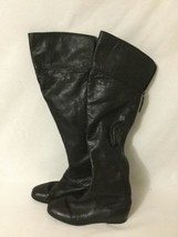 VIA SPIGA Finlay LEATHER OVER THE KNEE Boots women's Size US 6m - $128.70