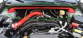 Fits 2018 Subaru Impreza, SSD Performance STRUT TOWER BRACE,BAR,One Piec... - $179.95