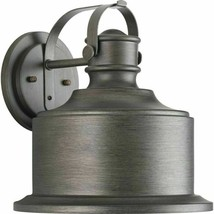 Progress Lighting Callahan LED 11.5 Inch Height Outdoor Light in Antique Pewter - $95.00