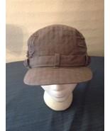 david young brown purple stretch fit cadet hat cap (hb1) - $9.49