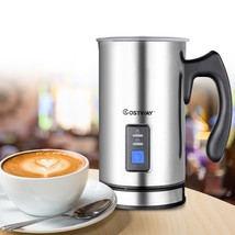 Electric Automatic Milk Frother For Hot or Cold Milk - $94.71 CAD