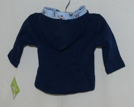 SnoPea Baby Boy Blue Ariplanes Long Sleeve Outfit 6 Months image 3