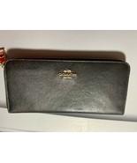 Coach 53707 Zip around wallet NWT - $74.24