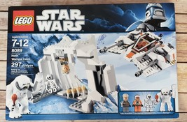 LEGO 8089 Star Wars Hoth Wampa Cave - $95.00