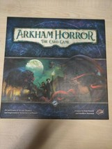 Arkham Horror: The Card Game [New ] Card Game - Open Box - Cards/Tokens Sealed - $28.66