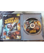 Destroy All Humans Complete Xbox - $12.19