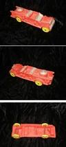 Auburn Rubber Fire Truck Vintage Toy Truck Car - $26.99