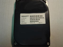 Conner CP30100 120MB 3.5IN SCSI 50PIN Drive 20 in stock Tested Free USA ... - $169.00