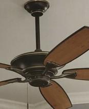 """60"""" Hampton Bay Ashburton Indoor Ceiling Fan ~ Tarnished Bronze Finish - $125.13"""