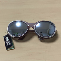 Jean Paul Gaultier Sunglasses Made in Japan Vintage Goggles Type Super R... - $941.48
