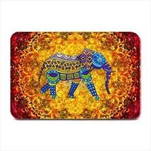 Mandala Elephant Plate Place Mat - $17.00