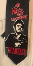 "Ralph Marlin Vintage Retired Scarface Mens Necktie ""Say Hello..."" NEW NWT - $14.95"