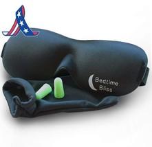 Antifaz para Dormir por Bedtime Bliss - Contorneado Cómodo con Moldex Ta... - $15.40+