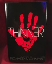 THINNER -Richard Bachman - STEPHEN KING, 1st edition fine in jacket - $186.20