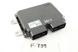 REMAN OEM ECM PCM ELECTRONIC CONTROL MODULE MAZDA MANUAL 3 2010 2.5L S F... - $173.25