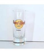"""Hard Rock Cafe Dubai Shot Glass 4"""" - $9.90"""