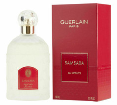 Samsara for Women by Guerlain Eau de Toilette Spray 3.3 oz New in Box - $49.99
