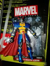 Marvel Infinite Series Death's Head 3.75 Action Figure Transformers  - $19.99