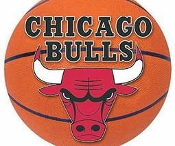 "NBA Chicago Bulls Cutout Decoration 12 x 12"" - $6.79"