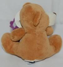 Beverly Hills Brand Playfully Elegant Brown Tan Color Thanks Cupcake Bear image 2
