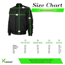 Men's Lightweight Ring Zipper Quilted Water Resistant Slim Bomber Jacket JASON image 2
