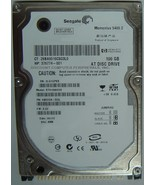 100GB 5400RPM 9.5MM 2.5IN ATA-100 SEAGATE ST9100823A Free USA Ship Our D... - $49.95