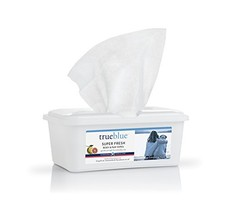 TrueBlue Super Fresh Body and Paw Wipes for Dogs and Puppies - Clean Dir... - $22.00