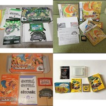 Reserved Listing POKEMON Fire Red emerald heart gold yellow Game Boy Adv... - $445.50