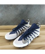 Nike Alpha Menace Elite TD Navy White Football Cleats [Sizes 12, 13] AJ6... - $69.99