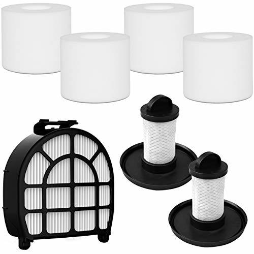 Fette Filter - Vacuum Filter kit compatible with Shark APEX UpLight Lift-Away Du
