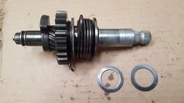 72-83 Yamaha XS650 TX650 kickstart kick start starter gear shaft spindle ASSY - $42.57