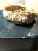 Vintage Crawford Ladies Bracelet Hidden Wind Up Watch Rare Victorian  21Jewel image 5