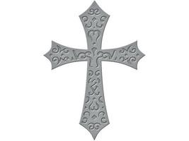 Spellbinders Die D-Lites Crosses 3 Die #S2-148
