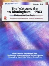 The Watsons Go to Birmingham - Student Packet by Novel Units [Paperback] Novel U