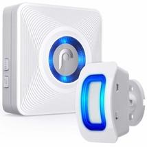 Fosmon 500ft Home Security Wireless Driveway Alarm Door Bell Motion Sens... - $27.83