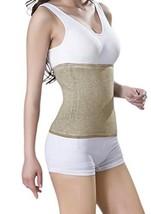 Women Soft Cashmere Waistband Kidney Binder Stretchy Stomach Warming Pro... - $20.74