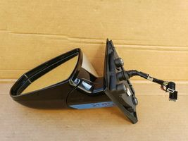 2010-15 Cadillac SRX Side View Door Wing Mirror Driver Left LH (2plugs 13wires) image 6