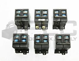 Lot Of 6 Fuji Electric CP32D 3AMP Circuit Breaker - $35.00