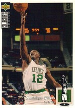 1994-1995 Upper Deck Collector's Choice Card Dominique Wilkins #247 Celtics - $3.95