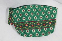 "Vera Bradley Greenfield zippered pouch 6x8"" - $18.69"