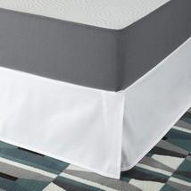 SmartBase Easy On / Easy Off Bed Skirt for 14 I... - $20.04