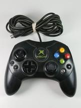 Microsoft Xbox S-Type Black Controller X08-6987 - $17.45